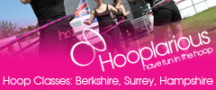 Hooplarious - Hoop Classes in Berkshire, Surrey, Hampshire